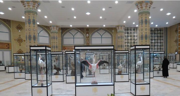 بازدید از موزه دین و دنیا