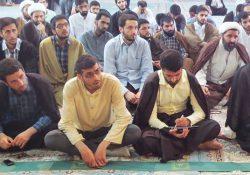 اتفاق غیر معمول در نماز جماعت مدرسه علمیه معصومیه