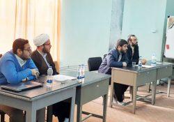 برگزاری مسابقه فقه و اصول در مدرسه علمیه معصومیه