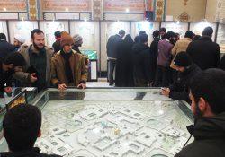 بازدید از موزه دین و دنیا به مناسبت هفته پژوهش