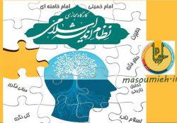 کارگاه نظام اندیشه اسلامی با محوریت فکری امام خمینی و امام خامنه ای