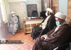 نشست مدیران مدارس علمیه معصومیه قم و عباسقلی خان مشهددر پایان دوره احیا 4