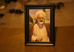 تصاویر / مراسم یادبود استاد اخلاق حجت الاسلام والمسلمین درخشان پور